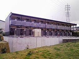 レオパレスMUTSUMI[110号室]の外観