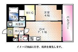KatayamaBLDG22--[403号室]の間取り