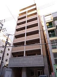 カラムス夕陽ヶ丘[5階]の外観