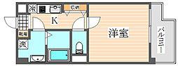 スカイコート博多駅前第2[2階]の間取り