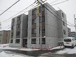 トラピース新札幌[1階]の外観