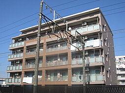神奈川県川崎市多摩区菅稲田堤1丁目の賃貸マンションの外観