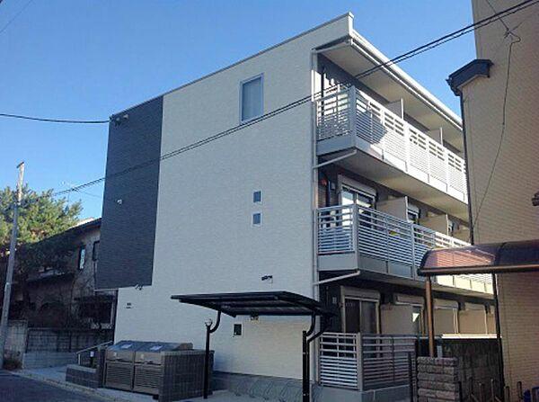 埼玉県さいたま市大宮区土手町の賃貸マンションの外観