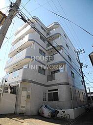 京都府京都市北区紫野下柏野町の賃貸マンションの外観