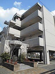 ユースロードヤマサキ[4階]の外観