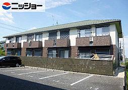 サニー牛田A棟[1階]の外観