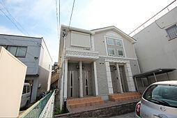 愛知県名古屋市中川区好本町2丁目の賃貸アパートの外観