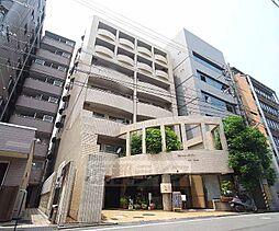 京都府京都市中京区小結棚町の賃貸マンションの外観