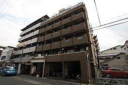 レアレア都島15番館[3階]の外観