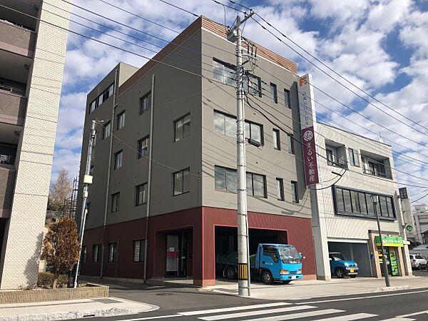 三の丸テラス 4階の賃貸【茨城県 / 水戸市】