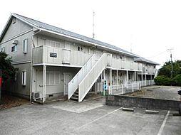 グリーンカーサ和泉A・B[1階]の外観