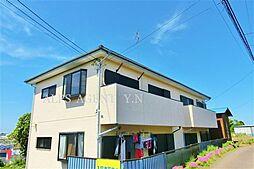 神奈川県横浜市保土ケ谷区川島町の賃貸アパートの外観