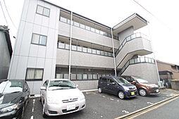 愛知県名古屋市瑞穂区佃町1丁目の賃貸マンションの外観