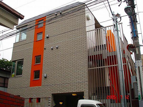 インペリアル東新宿 2階の賃貸【東京都 / 新宿区】