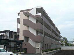 東京都国分寺市東恋ケ窪の賃貸マンションの外観