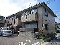 兵庫県伊丹市荒牧2丁目の賃貸アパートの外観