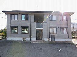 リヴェールタウン赤松[A102号室]の外観
