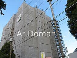 (仮)八州ビル 新築工事[6階]の外観