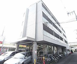 京都府京都市南区西九条柳ノ内町の賃貸マンションの外観