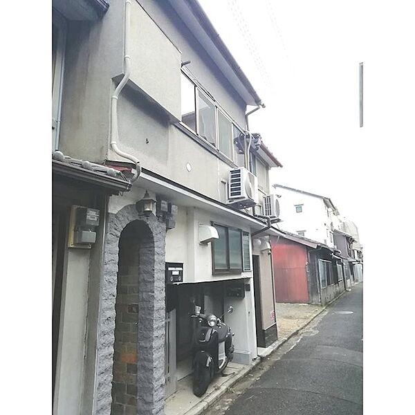 コート・ダ・ジュール京都[1階]の外観
