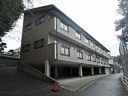 福岡県北九州市八幡西区本城1丁目の賃貸アパートの外観