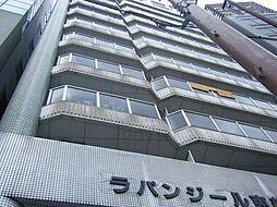 ラパンジール恵美須2[6階]の外観