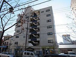 愛知県名古屋市中川区尾頭橋1丁目の賃貸マンションの外観