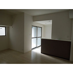 サンシティ桑津3[201号室]の外観