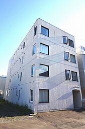 北海道札幌市北区北十五条西3丁目の賃貸マンションの外観
