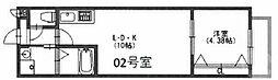 【敷金礼金0円!】モダンアパートメント梅田NORTH