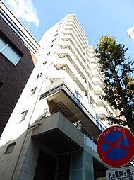 ガリシアヒルズ西麻布WEST[10階]の外観