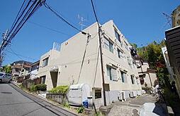 神奈川県川崎市多摩区生田7の賃貸マンションの外観