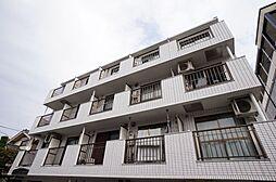モナークマンション溝の口第2[1階]の外観