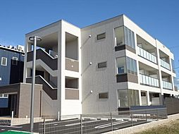 愛知県稲沢市下津北山2丁目の賃貸マンションの外観