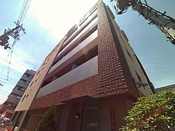 大阪府茨木市舟木町の賃貸マンションの外観