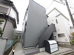 愛知県名古屋市中村区角割町2丁目の賃貸アパートの外観