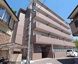 京都府京都市西京区樫原鴫谷の賃貸マンションの外観