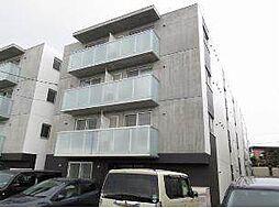 北海道札幌市東区北十四条東16丁目の賃貸マンションの外観