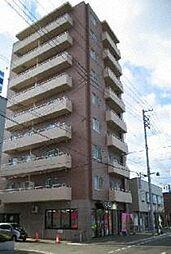 北海道札幌市北区新琴似一条2丁目の賃貸マンションの外観
