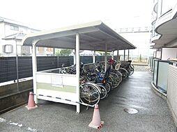愛知県名古屋市天白区中平3の賃貸マンションの外観