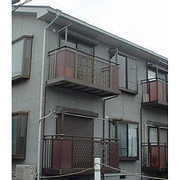 ベルシティE棟[2階]の外観