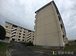ビレッジハウス下広川2号棟[107号室]の外観