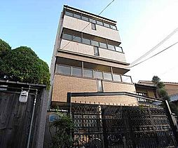京都府京都市上京区東桜町の賃貸マンションの外観