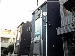 フォンテーヌコート川崎[107号室]の外観