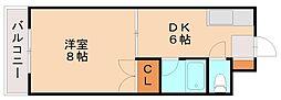 第3入江ビル東雲壱番館[3階]の間取り
