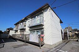 長野ハイツB[1階]の外観