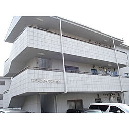 第3マンダイマンション[3階]の外観