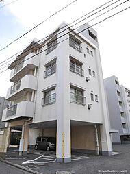 菊ヶ丘ハイツ[502号室]の外観
