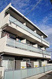 千葉県柏市柏5丁目の賃貸マンションの外観