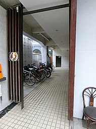若鶴マンション[2階]の外観